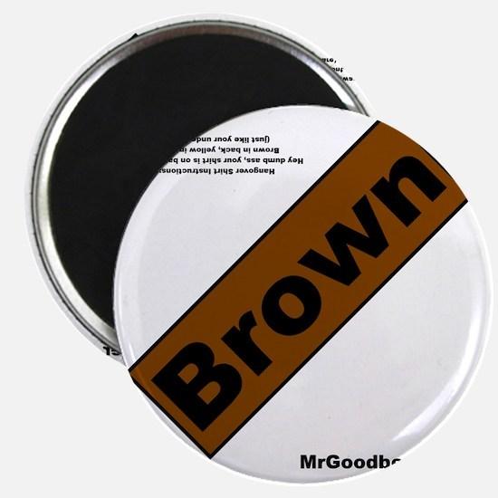 brownback Magnet