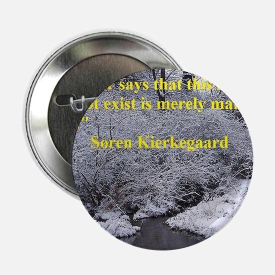 """Soren Kierkegaard 2.25"""" Button"""