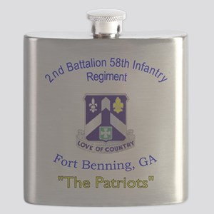2-2nd Bn 58th Inf Flask
