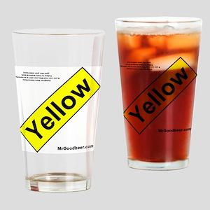yellowfront Drinking Glass