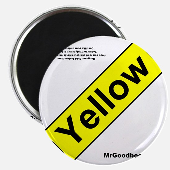 yellowfront Magnet