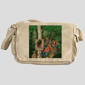 RobbieHood Messenger Bag