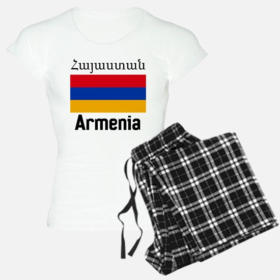 Armenia pajamas