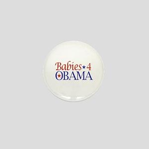 Babies 4 Obama Mini Button