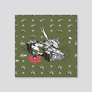 G.I. Joe Green Pattern Sticker