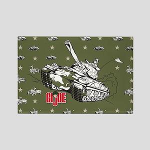 G.I. Joe Green Pattern Magnets
