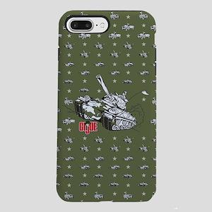 G.I. Joe Green Pattern iPhone 7 Plus Tough Case