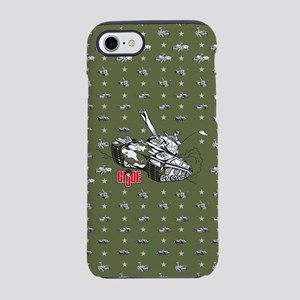 G.I. Joe Green Pattern iPhone 7 Tough Case
