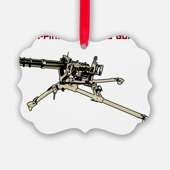 BIG GUN Ornament