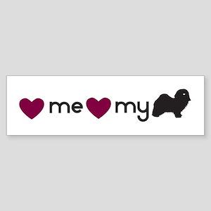 Love My Havanese Bumper Sticker