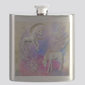 Unicorn Fantasy Sky Flask