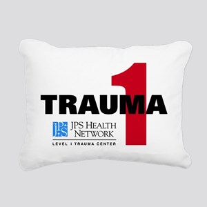 Level1logo_FINAL4c Rectangular Canvas Pillow