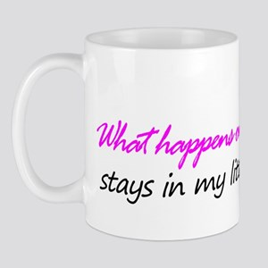 Bumper - What happens on Projects copy Mug