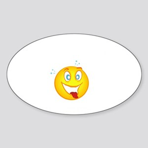 stupid Sticker (Oval)