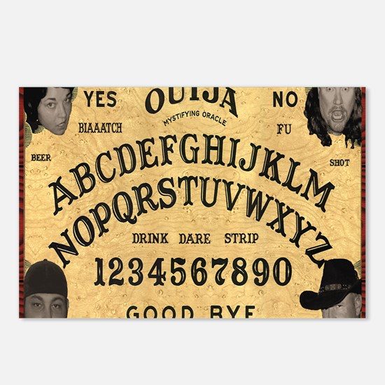 ouija_mousepad Postcards (Package of 8)
