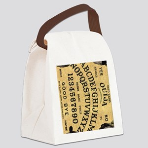 Ouija16x20_print Canvas Lunch Bag