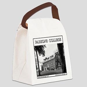 PARSONS #2 Tile Canvas Lunch Bag