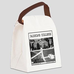PARSONS #3 Tile Canvas Lunch Bag