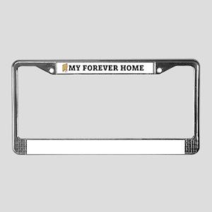 foreverhome License Plate Frame