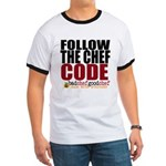 The Chef Code Deluxe T-Shirt