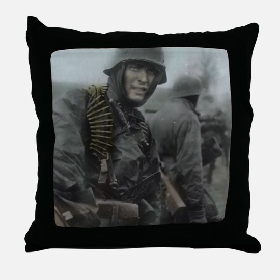 ww27 Throw Pillow