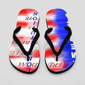 theconstitution Flip Flops