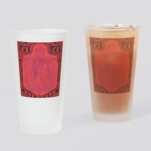 bermuda-kgv-Pound Drinking Glass