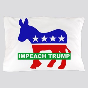 Impeach Trump Pillow Case