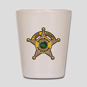 Lakecounty Shot Glass