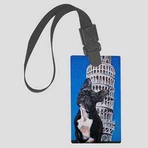 gustavo 003 Large Luggage Tag