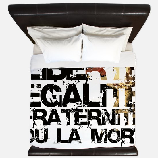 Doin it the French Way lights King Duvet