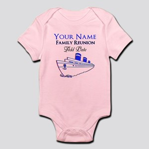 FAMILY REUNION CRUISE Infant Bodysuit