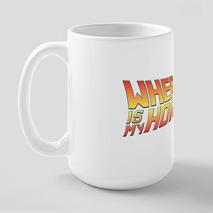 Hoverboard T-Shirt Large Mug
