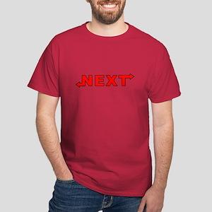 Next (Dark) Dark T-Shirt