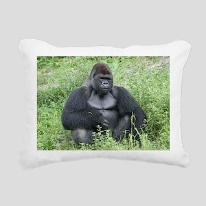 2 Rectangular Canvas Pillow