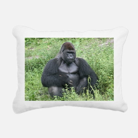2 Rectangular Canvas Pillow