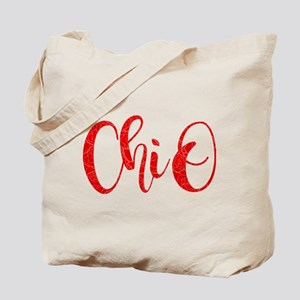 Chi Omega ChiO Tote Bag