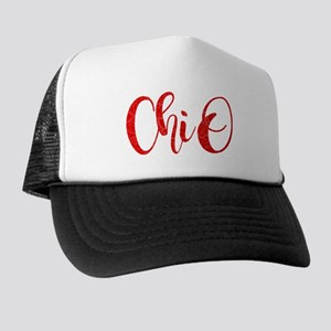 Chi Omega ChiO Trucker Hat