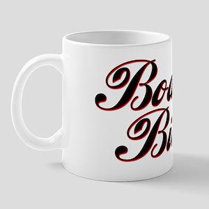 BOAT BITCH HAT Mug