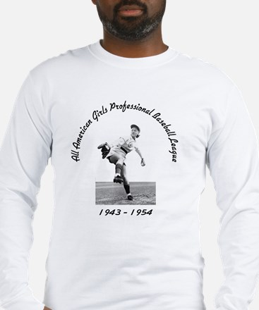 AAGPBL-Authentic Long Sleeve T-Shirt