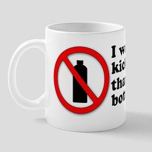 waterbottlekick Mug