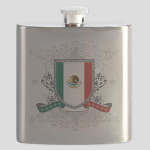 mexicoshield Flask