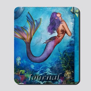 MermaidJournel3 Mousepad