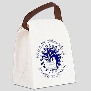 wetzel shirt Canvas Lunch Bag