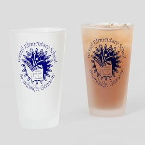 wetzel shirt Drinking Glass