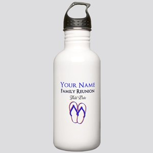 FUN FAMILY REUNION Stainless Water Bottle 1.0L