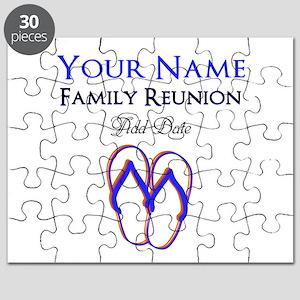 FUN FAMILY REUNION Puzzle