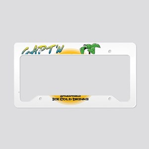 mike shirt License Plate Holder