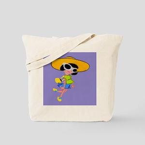 doll4 tile Tote Bag