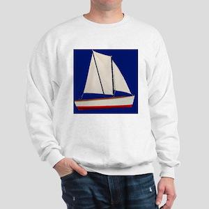 sailboats pillow PN Sweatshirt